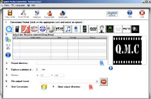 Quick Media Converter Freeware Download