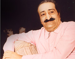 Meher Baba - You and I are not We, but One - Meher Baba -